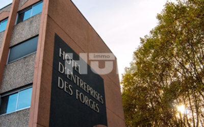 Hôtel d'entreprises des Forges