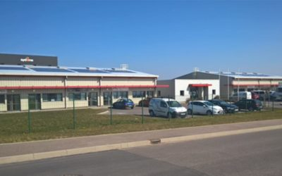 Hôtel d'Entreprises – Technopôle Forbach Sud